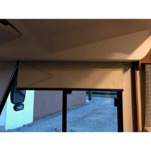 Tende a rullo parasole manuali vetri laterali motorhome
